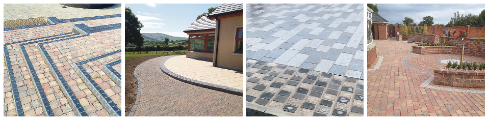 Paving & Driveways Warrenpoint Co Down
